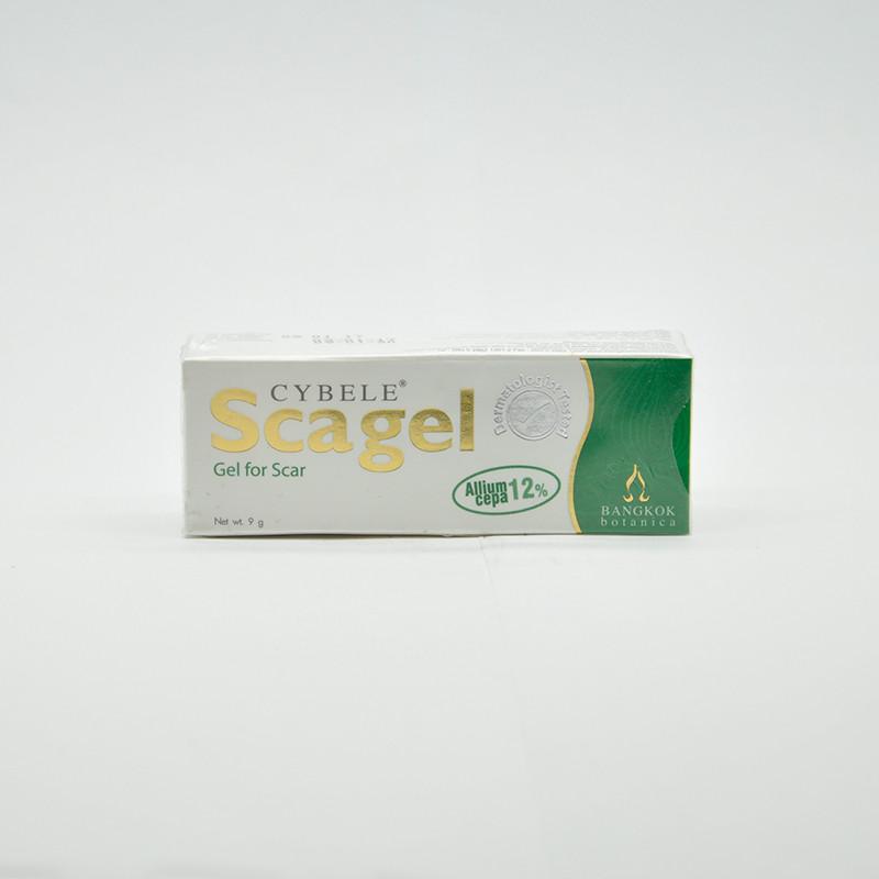 Scagel Гель от шрамов и рубцов, 9 гр
