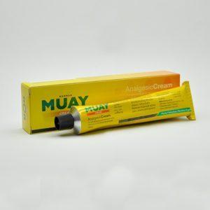 Namman Muay Cream Разогревающая обезболивающая мазь, 100 гр