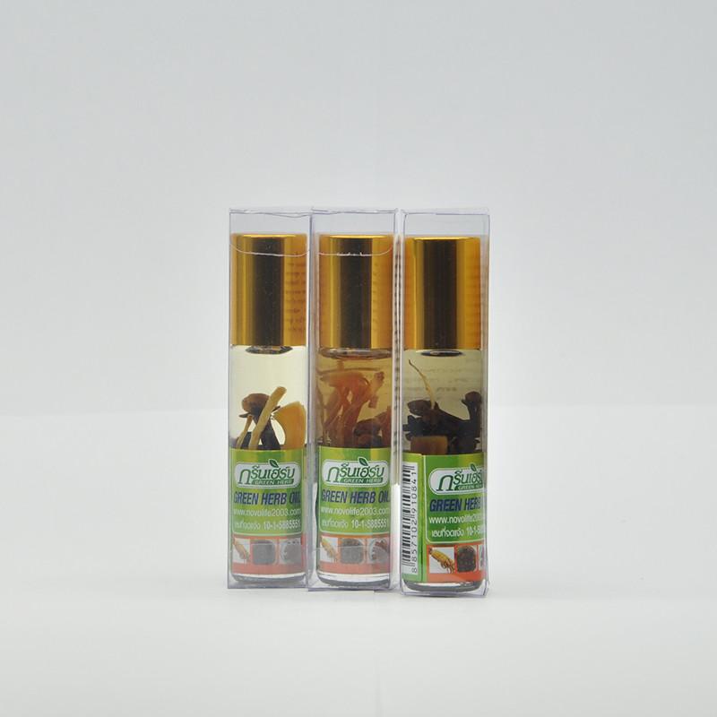 Green Herb Шариковый ингалятор, 10 мл
