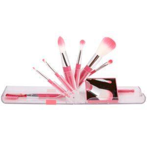 Coringo COC Make up Brush Pink Collection, Набор кистей для макияжа