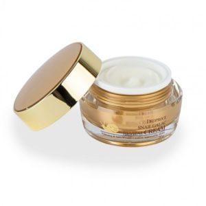 Deoproce Snail Galac Revital Cream, Улиточный крем для лица, 50 мл