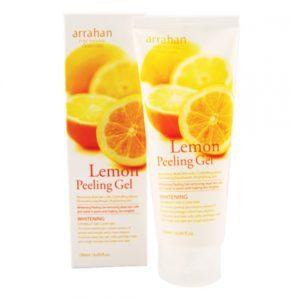 3W Clinic Arrahan Скатка для лица с лимоном осветляющая,180 мл