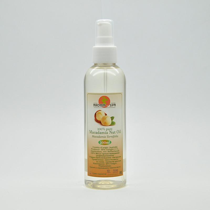 Aroma-Spa 100% Масло макадамии (рафинированное), 200 мл