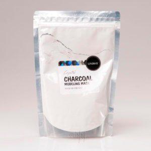 Lindsay Premium Charcoal Modeling Mask Pack, Альгинатная маска с  углем, 250 гр