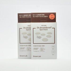 Brown lab Dr. dreamderm Spot Patch, Пластыри от точечных прыщей, 72 шт