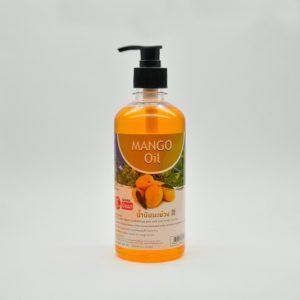 Banna Mango oil, Масло для массажа с ароматом Манго, 450 мл