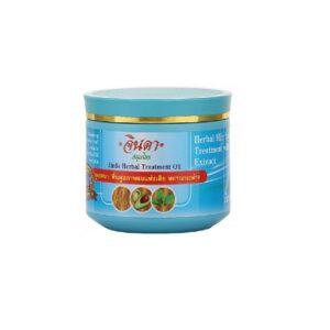 Jinda Herbal Treatment Oil Маска от выпадения волос Рисовое молоко, 400 мл