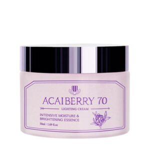 1004 Laboratory Acai berry 70 lighting cream, Крем для лица с ягодами асаи,50 гр