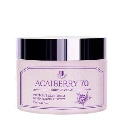 1004 Laboratory Acai berry 70 lighting cream, Крем для лица с ягодами асаи,50 гр