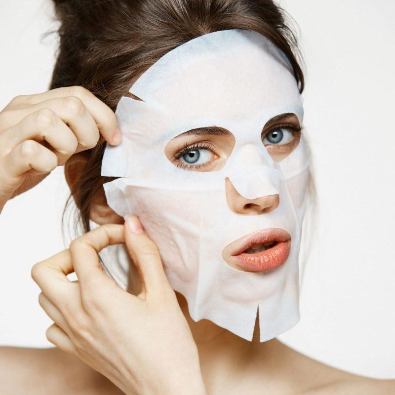 Тканевые (листовые) маски