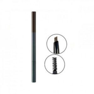 The Face Shop tfs.designing eyebrow 04 black brown, Карандаш для бровей Черно-коричневый, 04