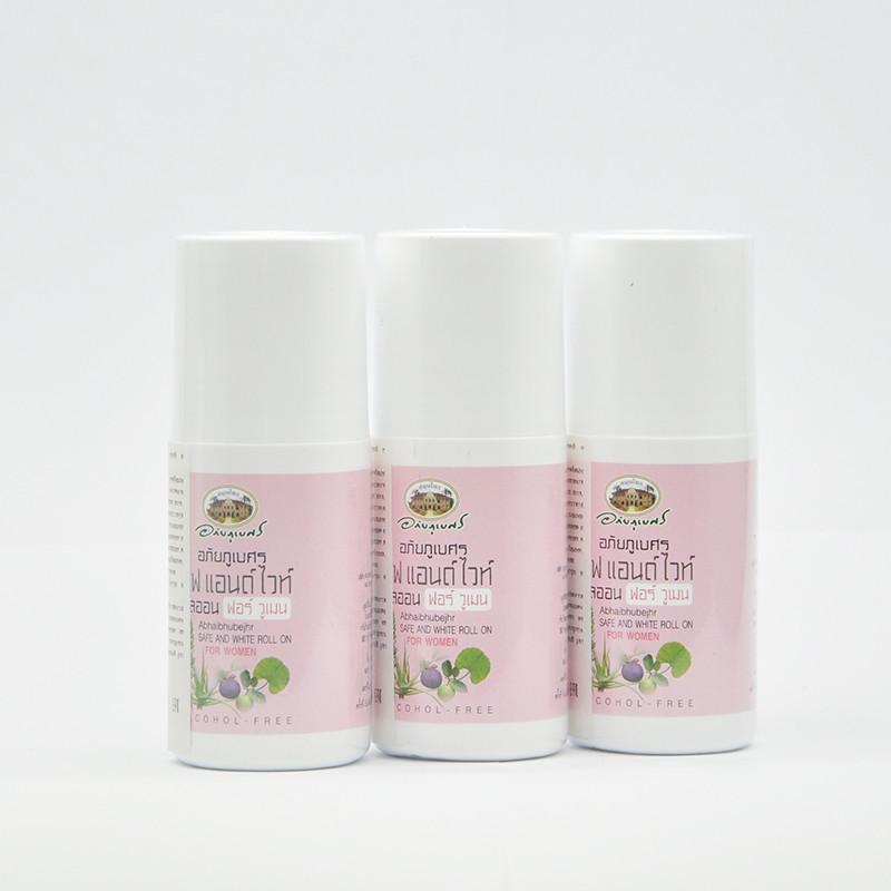Abhai Herb Лечебный травяной дезодорант с гуавой и мангостином, 50 мл