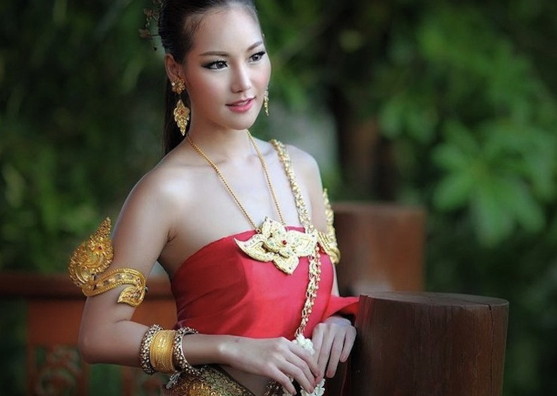 Косметика из Таиланда