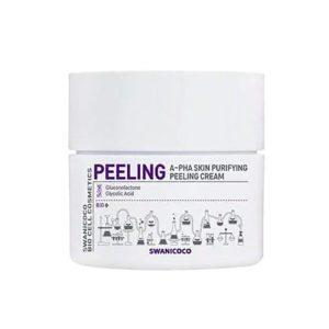 Swanicoco APHA 10% coco impact peeling cream, Пилинг крем с АНА и ПГА кислотой 10%, 50 мл