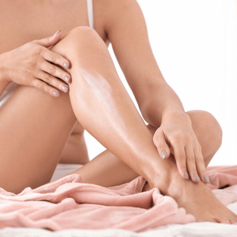 Увлажняющие кремы для тела