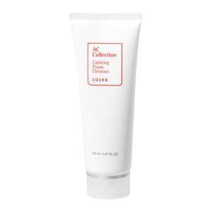 Cosrx AC Collection Calming Foam Cleanser, Успокаивающая пенка для проблемной кожи, 150 мл