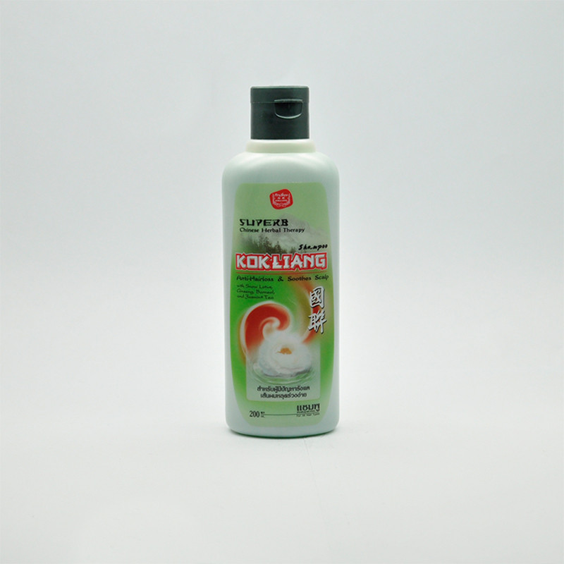 Kokliang Anti-Hairloss & Soothes Scalp Shampoo Шампунь против перхоти и выпадения волос, 250 мл