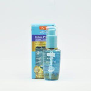 Lolane Serum in Oil Nutri-Repair & Anti Breakage, Сыворотка для волос «Защита масел», 50 мл