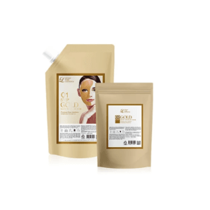 Lindsay Gold Magic Modeling Mask, Гелевая альгинатная маска с золотом, 500+50 гр