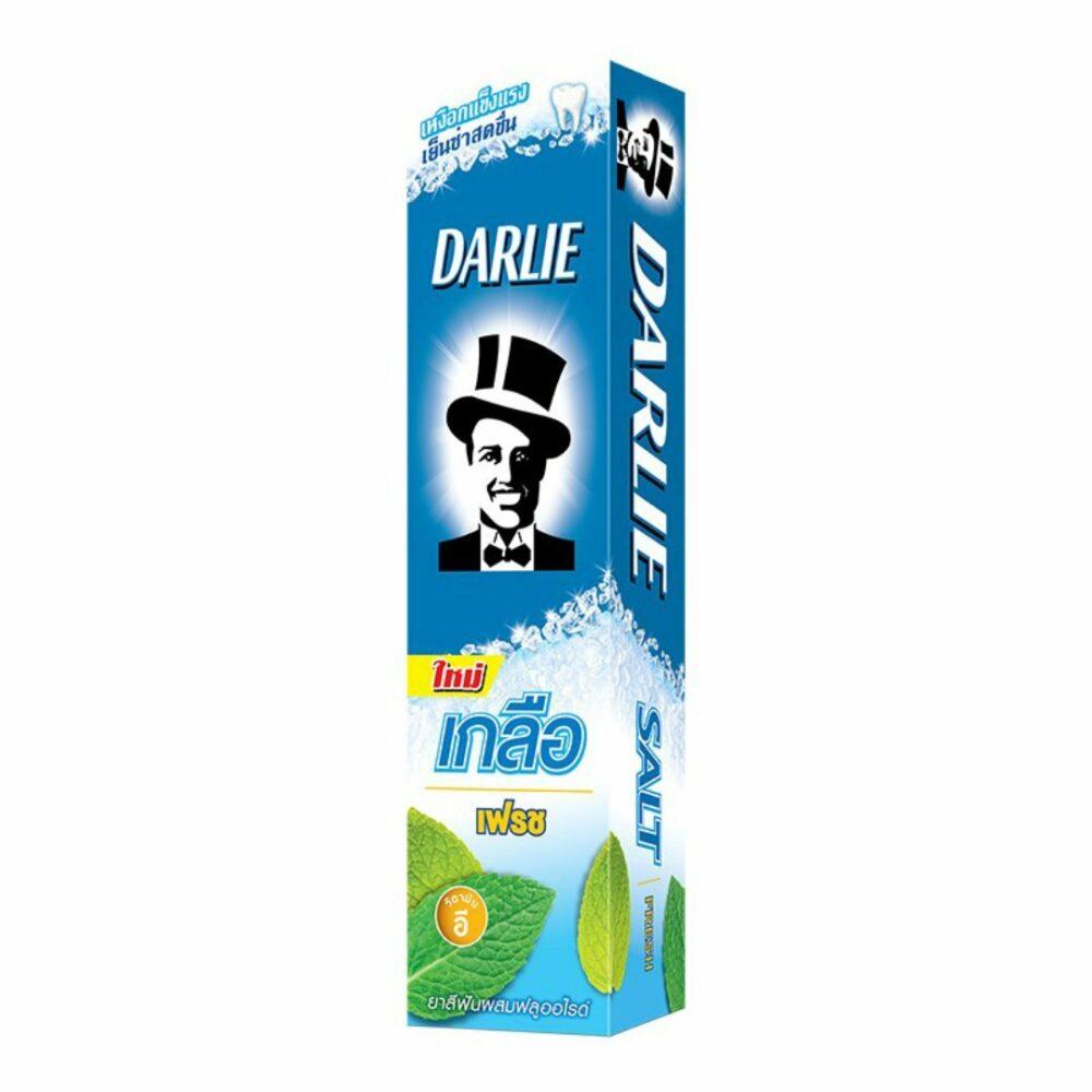 Darlie, Salt Fresh, Зубная паста с солью и мятой, 75 гр