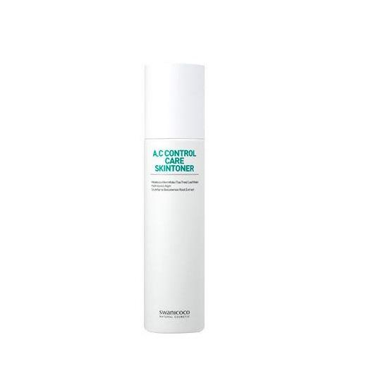 Swanicoco A.C control care skintoner, Профессиональный тонер для проблемной кожи, 120 мл