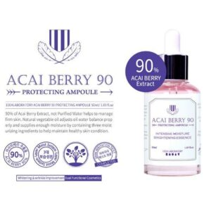 1004 Laboratory Acai berry 90 protecting ampoule, Сыворотка для лица с ягодами асаи, 50 гр