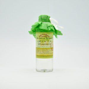 Масло для тела и массажа «Зеленый чай», 120 мл