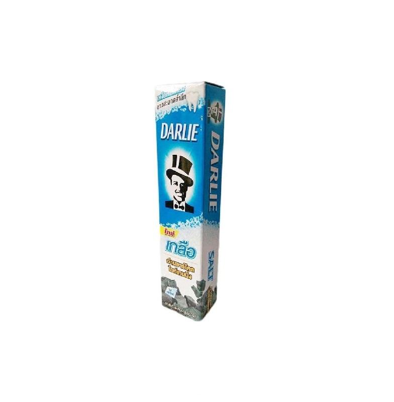 Darlie  Active Salt Charcoal Whitening, Отбеливающая зубная паста с бамбуковым углем и солью, 75 гр