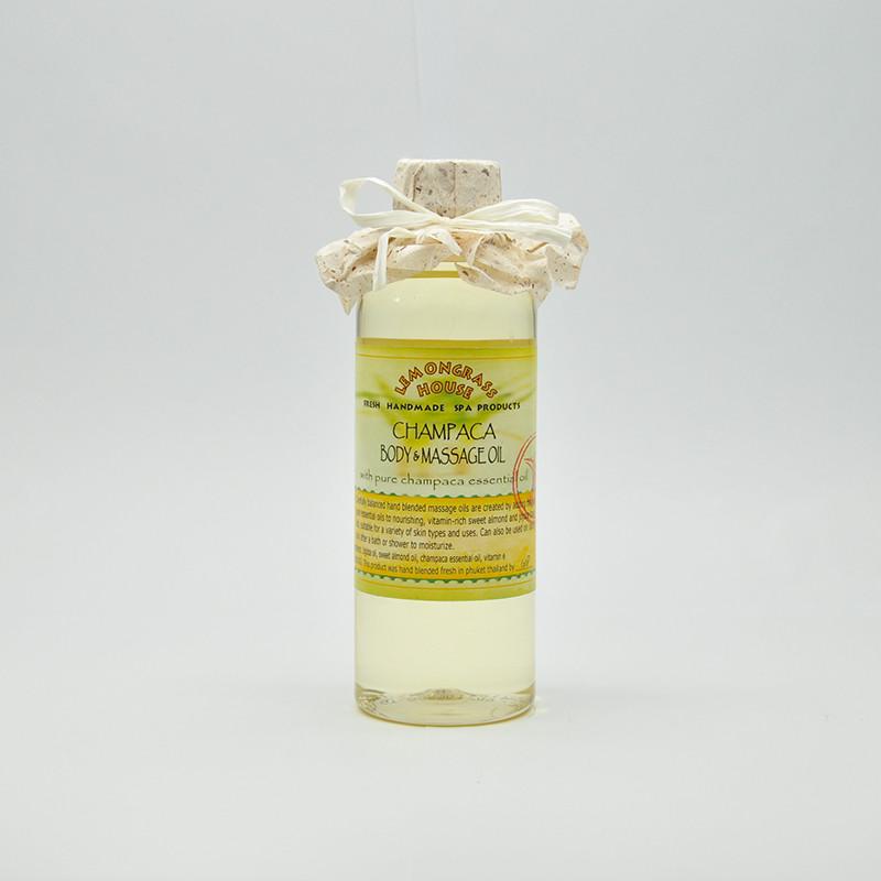 Масло для тела и массажа «Чампака», 120 мл