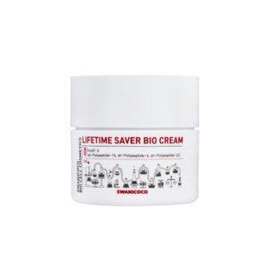 Swanicoco Life time saver bio cream, Антивозрастной био-крем, 50 гр