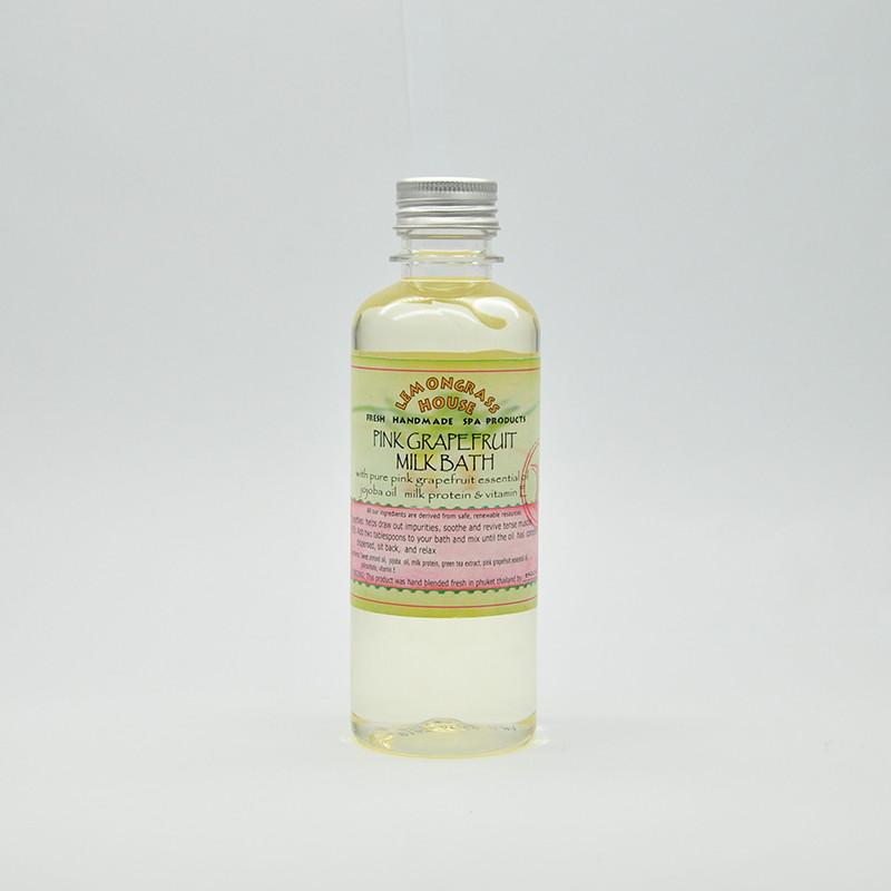 Молочная ванна «Розовый грейпфрут», 250 мл
