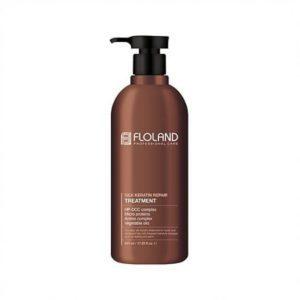 Floland Premium Silk Keratin Treatment Восстанавл. маска-кондиционер  с протеиновым комплексом, 530