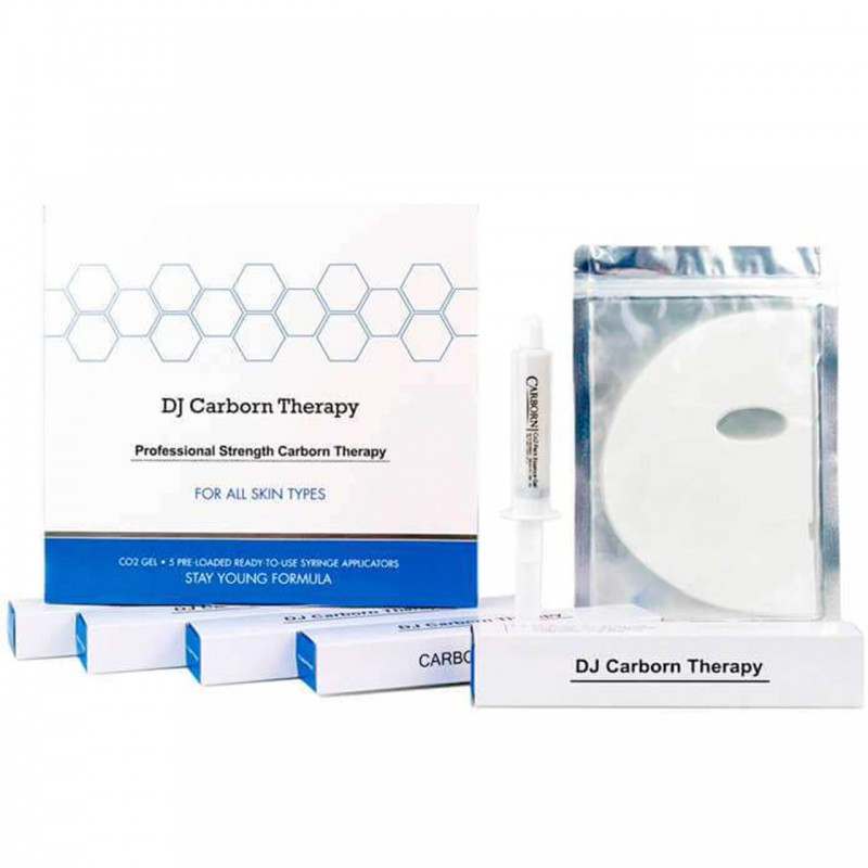 DJ Carborn Therapy Professional Carborn Therapy, Неинвазивная карбокситерапия (1шт)