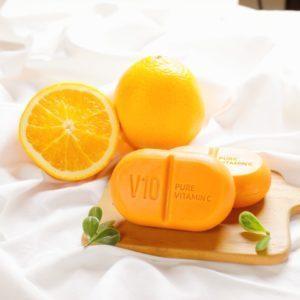 Some By Mi Multi vita cleansing bar, Мыло для лица с Мультивитаминным комплексом, 1 шт