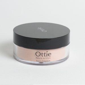 Ottie Face Powder Рассыпчатая пудра для лица №1