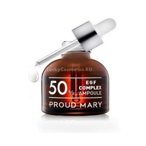 Proud Mary Peptide ampoule, Пептидная сыворотка для лица, 50 мл