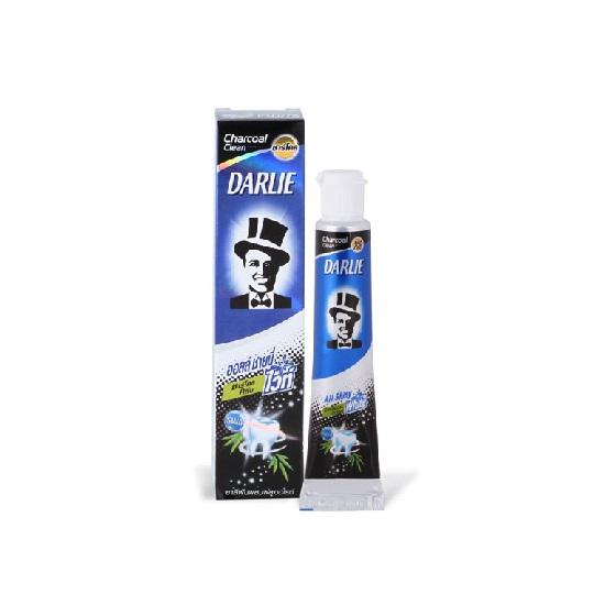 Darlie All Shiny White Charcoal Clean  отбеливающая зубная паста, 85 гр
