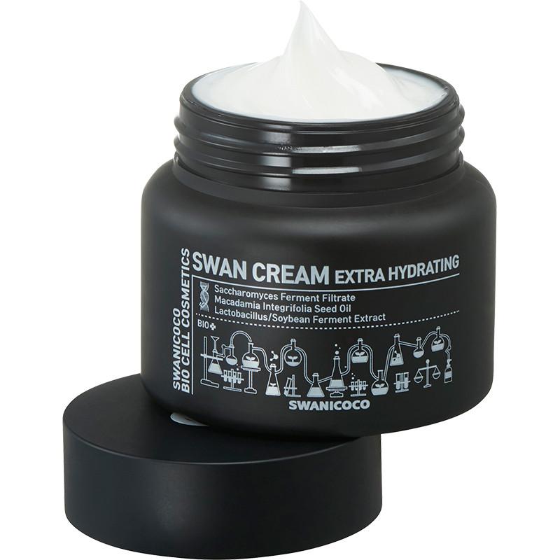 Swanicoco Extra hydrating swan cream, Экстра увлажняющий крем для лица, 50 мл