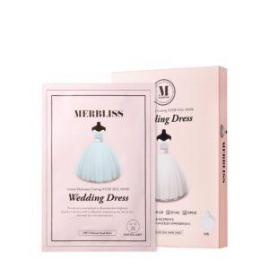 Merbliss Wedding Dress, Маска невесты мгновенного действия (икра и жемчуг)