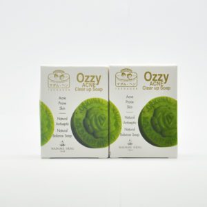 Madame Heng, Ozzy acne claer Up Soap, Мыло против акне, 50 гр