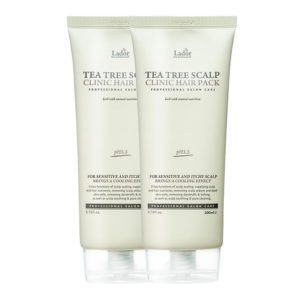 La'dor Tea Tree Scalp Hair Pack,  Пилинг-маска с чайным деревом, 200 гр