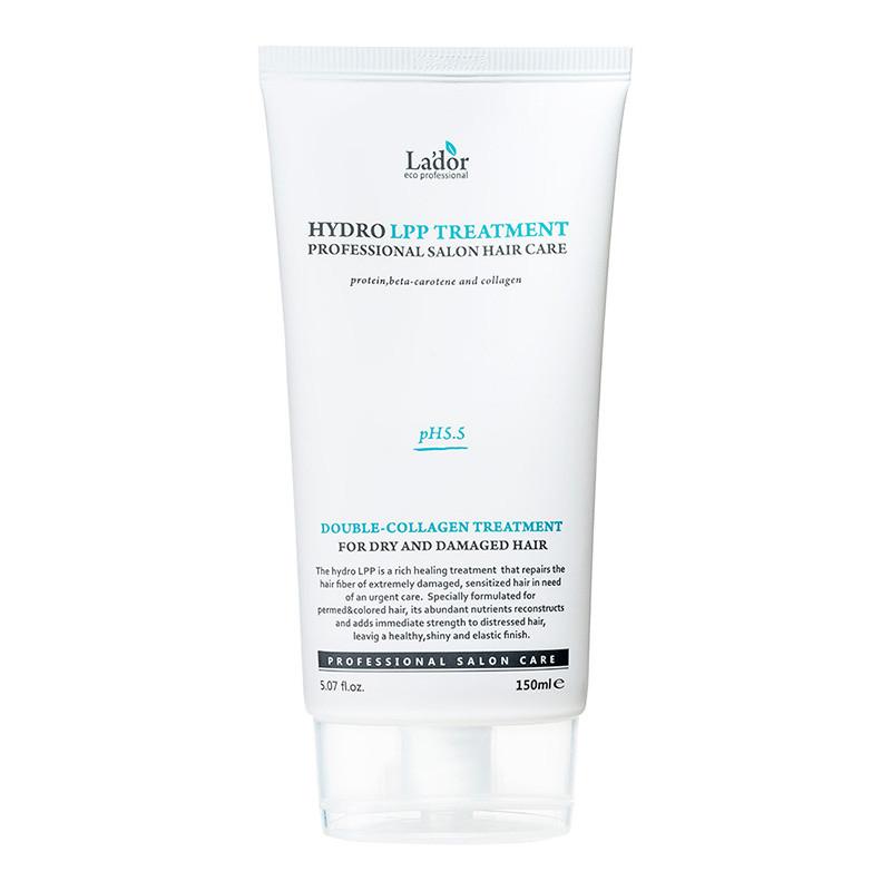La'dor Eco Hydro LPP Treatment, Восстанавливающая маска с кератином, 150 гр