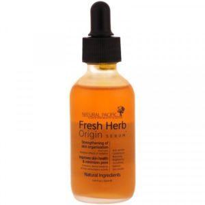 Natural Pacific Fresh Herb Origin Serum, Сыворотка для сужения пор, 50 мл