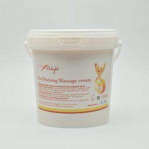 Aroma Spa  Дренирующий термо-активный массажный крем, 1кг