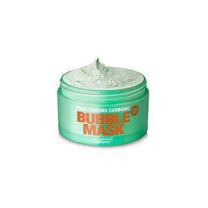 So Natural Pore Tensing Carbonic Bubble Pop Clay Mask, Пузырьковая маска для очищения пор, 130 гр