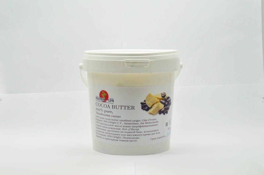 Aroma Spa Какао масло,500 гр