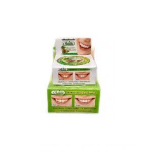 Green Herb Лимитированная коллеция зубной пасты+подарок кокосовая паста, 25+5 гр