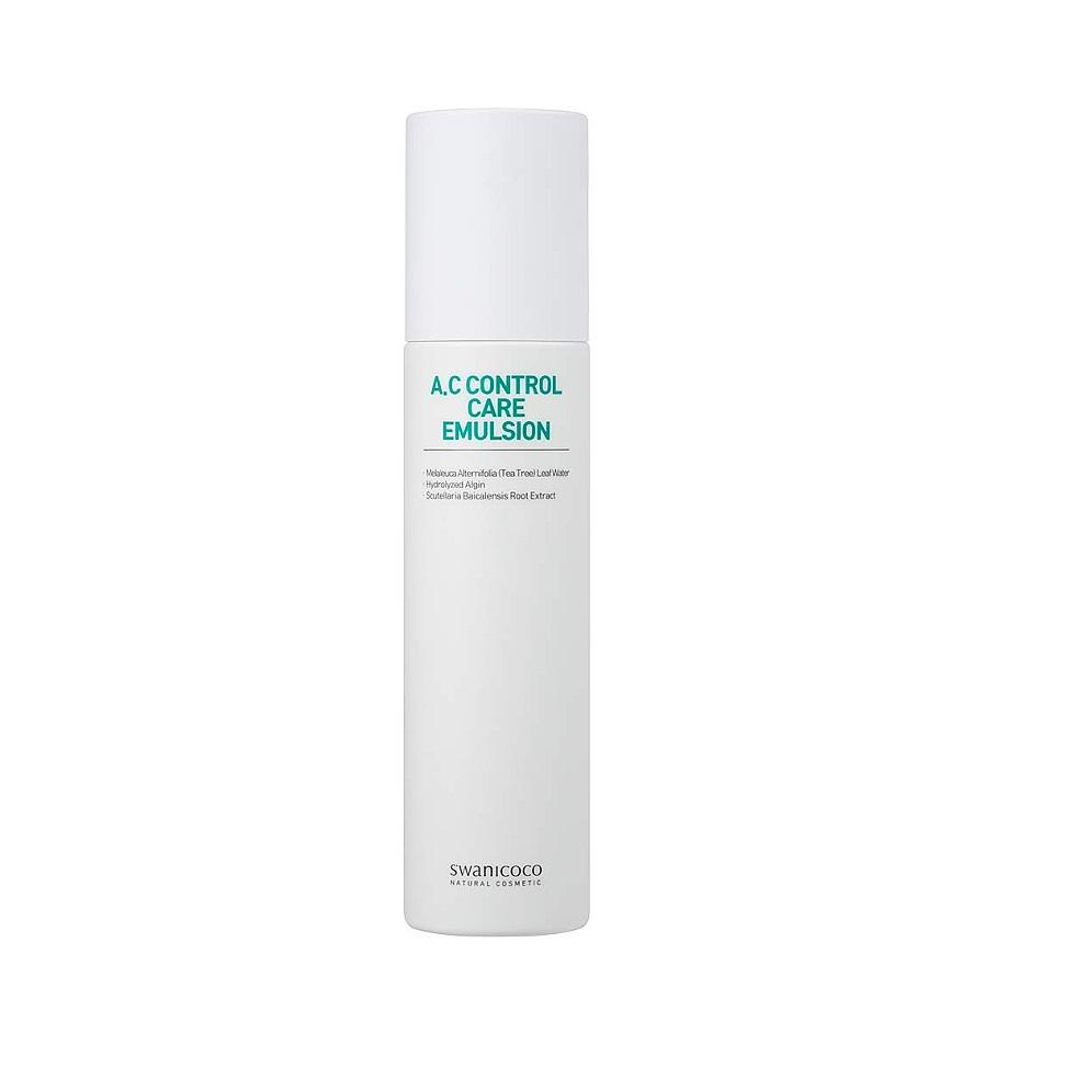 Swanicoco A.C control care emulsion Профессиональная эмульсия д/проблемной кожи, 120 мл
