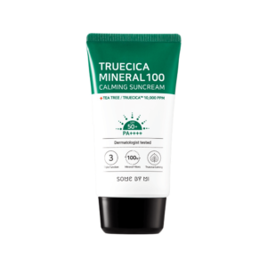 Some by mi truecica minera 100 calming suncream spf 50pa++++ 50ml, Солнцезащитный крем, 50 мл