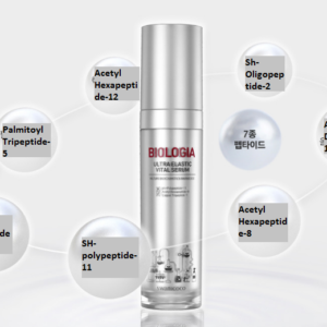 Swanicoco Ultra elastic vital serum, Антивозрастная пептидная эссенция для эластичности кожи, 30 мл